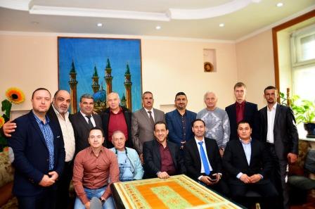 Правительственная делегация Ирака